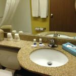 Double Queen Bed Bathroom