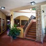 Interior del Hotel Plaza Copan