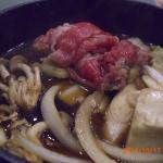 伊賀牛のすき焼き