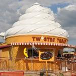 Wertz Ice Cream Cone