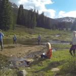 The beauty of Tin Cup pass