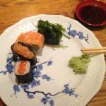 Sushi at Ichiban