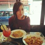 The truffle fries are amazing!