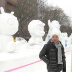 ตุ๊กตา หิมะ น่ารักๆสไตล์ ญี่ปุ่น ครับ
