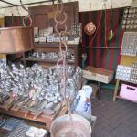 Antichi strumenti da cioccolatiere