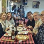 Cenando en Tierra Maña