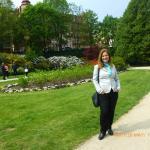 Parque em Karlovy Vary
