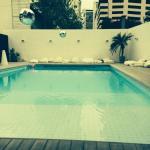 La piscine de jour