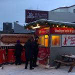 Best hotdogs in Reykjavik!