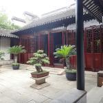 courtyard in tuisi garden