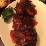 Baby BBQ ribs
