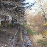 Santa Fe River Park at Old Santa Fe Trail, Santa Fe, New Mexico Nov 2014