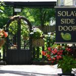 Sola's Side Door