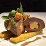 Pan de carne de cordero orgánico