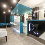 Lobby BEST WESTERN Richelieu Lyon Part-Dieu 4*
