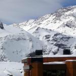 Hotel Valle Nevado resmi