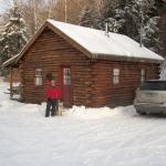 Birch Meadow Luxury Log Cabins & B&B Foto