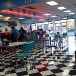 Foto de Hwy 55 Burgers Shakes & Fries