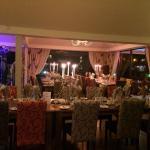 The venue dining area!