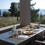 Xanthippi Hotel, breakfast
