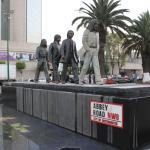 Fab Four Statue
