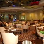 The Gallery restaurant at the Grosvenor G Casino