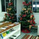 Enfeitado para o Natal