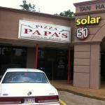 Papas Pizzas of Pearl
