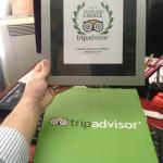 Premio TripAdvisor 2014