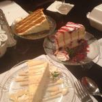 Here is the best part...Dessert!!!