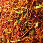 Szechuan Ginger Noodles