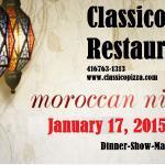 New events @Classico