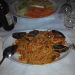 maravillosos espaguettis