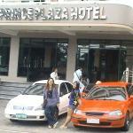 โรงแรมพรินซ์ พลาซ่า บาเกียว