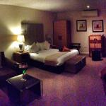 Lovely room, what a first impression!