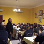 serata in pizzeria