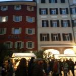 Esterno Hotel piazza del grano