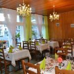 Cafe restaurant du marche