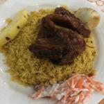 Chicken biryani costs 600rs and the chicken is as hard and dry as rock. Its the restaurant at th