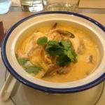 Tom Yum Kong Soup