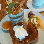 Petit déjeuner super santé