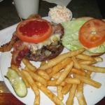"The ""Hellertown"" Burger"