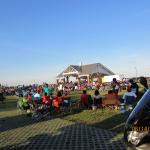 Summer concert at the Pavilion