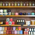 Great selection of teas