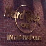 Enjoyed Hard Rock...comfortable setting