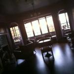 Breakfast room: atmospheric!