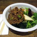 beef udon order