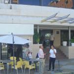 Hotel e cafeteria