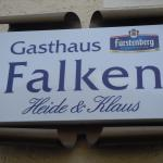 Gasthaus Falken - Heide und Klaus