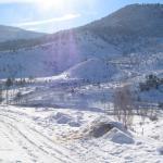 Vistas en invierno